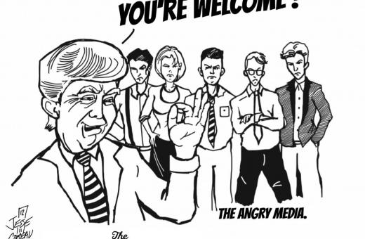 Trump As Antidote to Partisan Favoritism