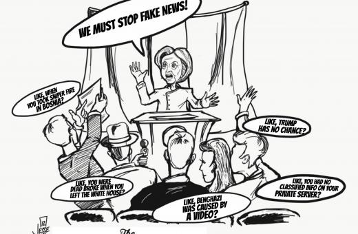 Fake News Is A Fake News Story