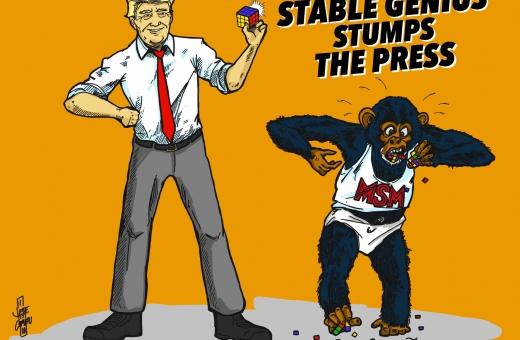 trump-monkey-