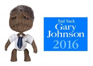 """Governor Gary """"Sad Sack"""" Johnson. (via Tho Bishop)"""
