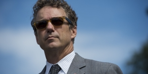 Senator Rand Paul- the most interesting man to get fifth place in Iowa.