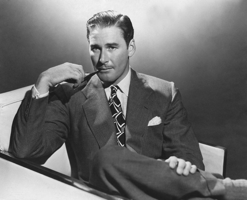 Errol Flynn: Hollywood Dupe | The Liberty Conservative
