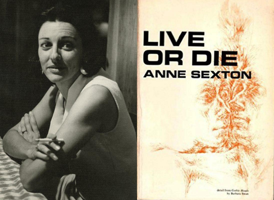 anne sexton, live