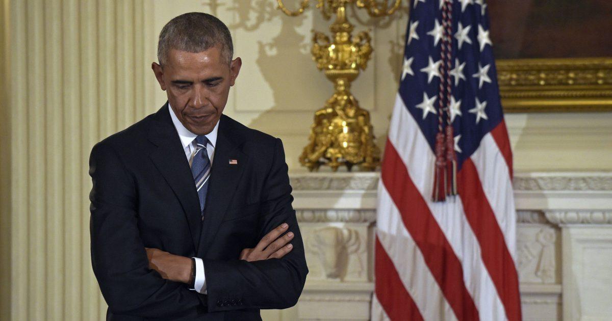 Barack Obama's Second